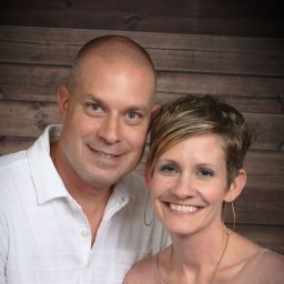 Joel and Adrienne Charest